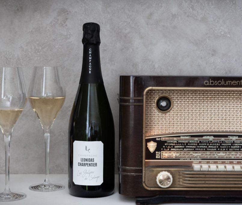 Champagne pour grandes occasions - champagne LEONIDAS CHARPENTIER